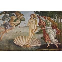 Fotomural el Nacimiento de Venus - vinilo decorativo bottecelli