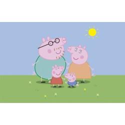 Mural Peppa Pig