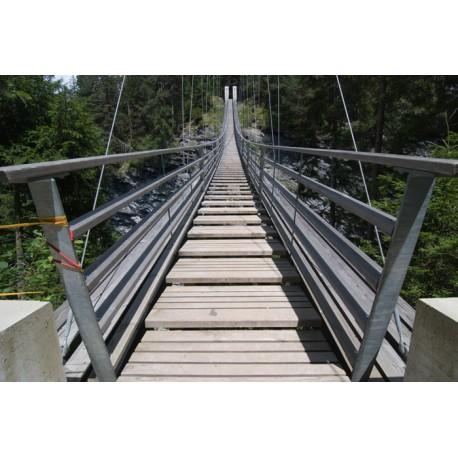 Mural puente suspendido