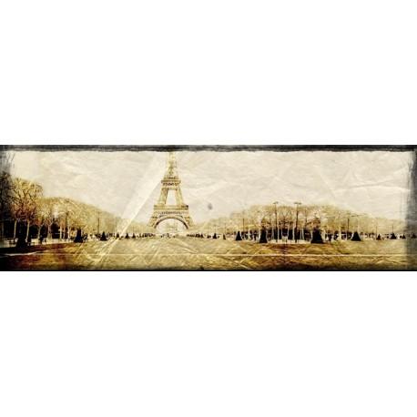 Mural textura París