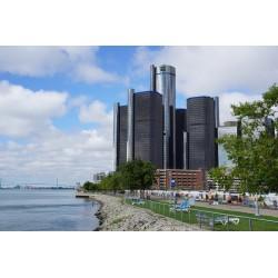 Fotomural vinilo Detroit