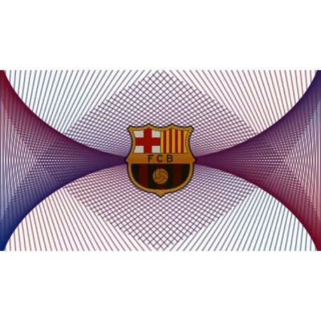 Mural Fútbol Club Barcelona