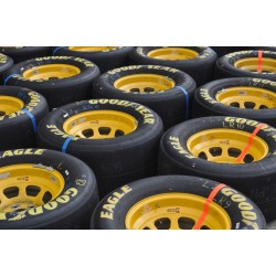 Fotomural neumáticos