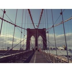 Fotomural Brooklyn