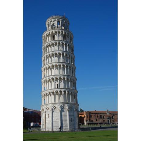 Mural torre Pisa
