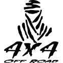 Vinilo decorativo Dakar 4x4 off road
