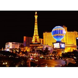 Fotomural torre Eiffel Las Vegas