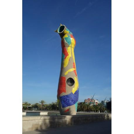 Fotomural Miró