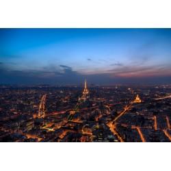 Fotomural París noche