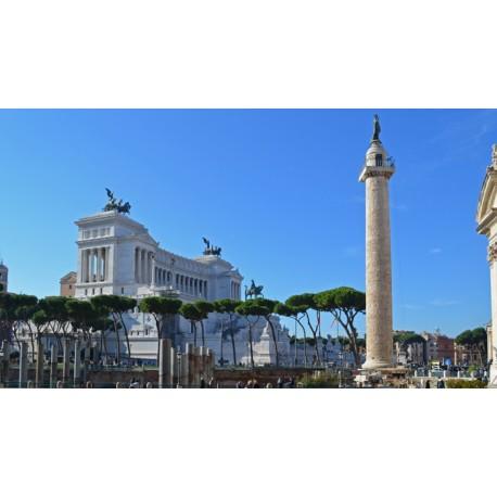 Fotomural Piazza de Popolo