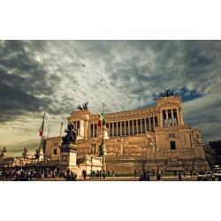Fotomural monumento Vittorio Emanuele