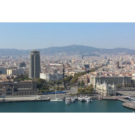 Fotomural Barcelona