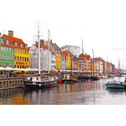 Fotomural Copenhague