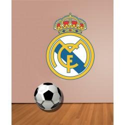 Vinilo Real Madrid color