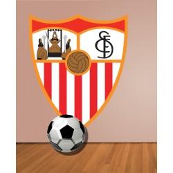Vinilo decorativo Sevilla FC