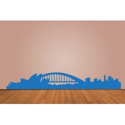 pegatina decorativa ciudad Sydney