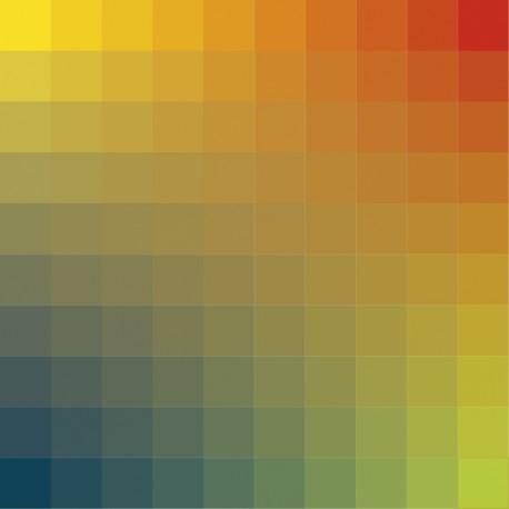 lámina vinilo pared cuadrados