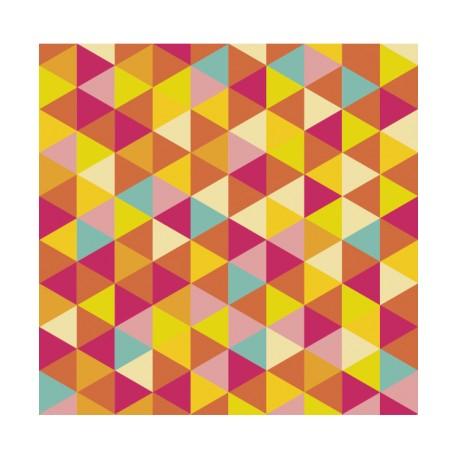 lamina de vinilo piezas geométricas