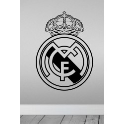 Vinilo escudo Real Madrid