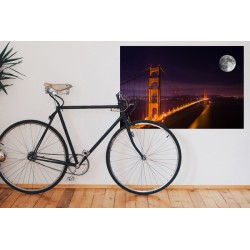 Mural Golden Gate