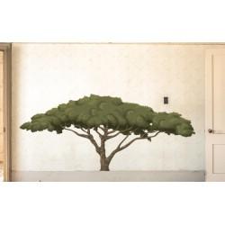 Vinilo decorativo árbol frondoso