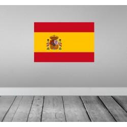 Vinilo bandera España