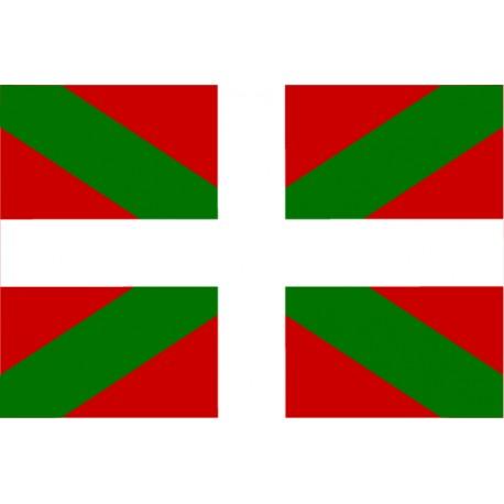 Vinilo bandera País Vasco