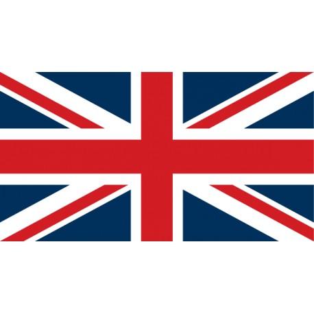 Vinilo bandera Reino Unido