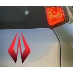 Pegatina Kimi Raikkonen logo