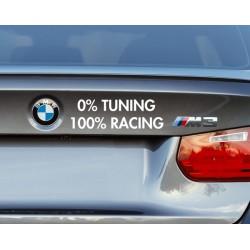 Pegatina 100% Racing