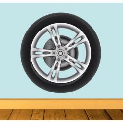 Vinilo decorativo neumático