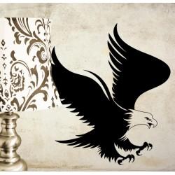 Vinilo decorativo águila