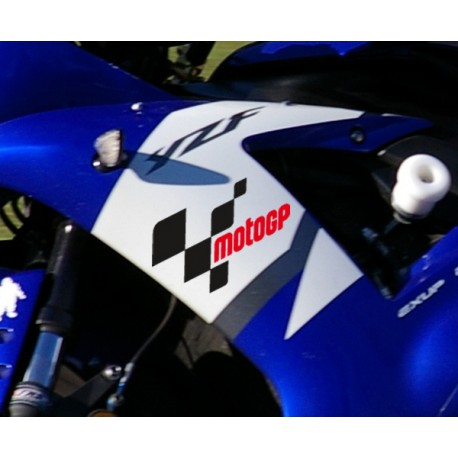 Pegatina MotoGP color