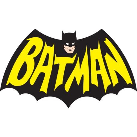 Vinilo Batman logo
