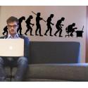 Vinilo evolución ordenador