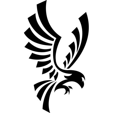 pegatina águila