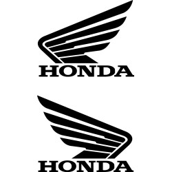 Sticker alas Honda
