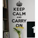 Vinilo keep calm