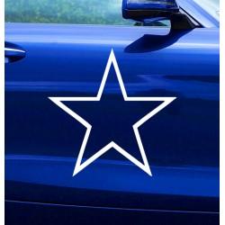 Pegatina estrella