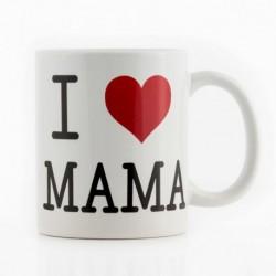Taza I Love Mamá
