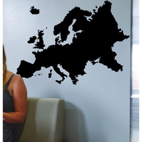 Vinilo pizarra europa
