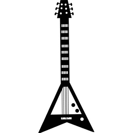 Vinilo guitarra eléctrica