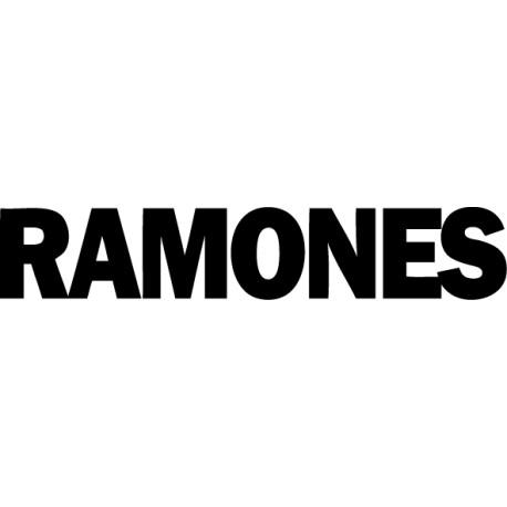 Pegatina Ramones