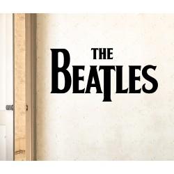 Vinilo logo The Beatles