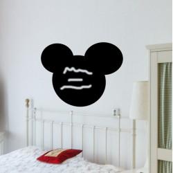 Vinilo pizarra Mickey