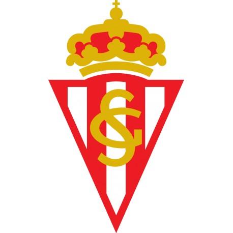 Vinilo escudo Sporting
