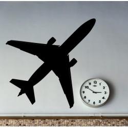 Vinilo avión