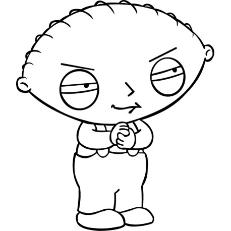 Vinilo Stewie Family Guy