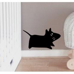 Vinilo ratón