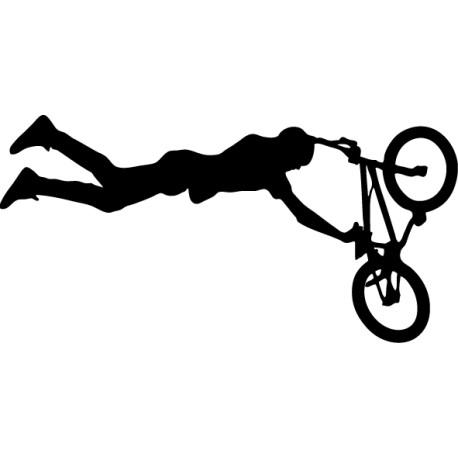 Vinilo bici bmx